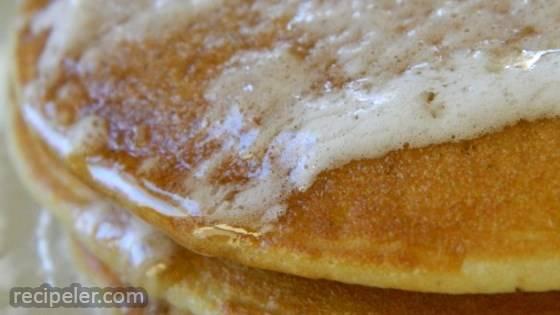 Milk-Free Fluffy Pancakes