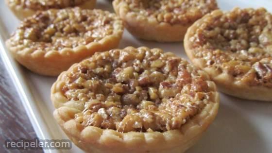 Mini Southern Pecan Pies
