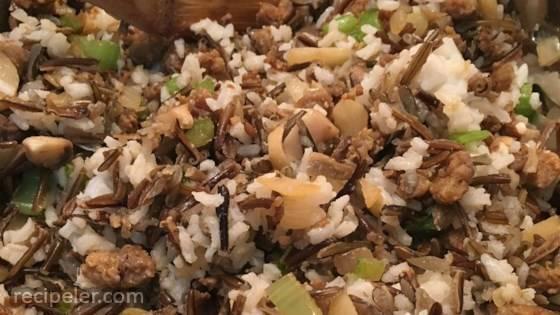 Minnesota Wild Rice Dressing