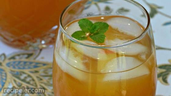 Mint Julep ced Tea