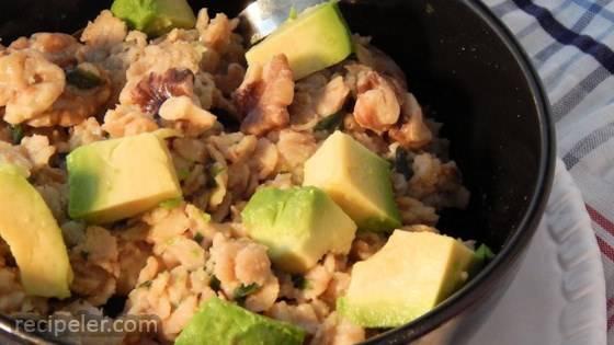 Miso Oatmeal Bowl