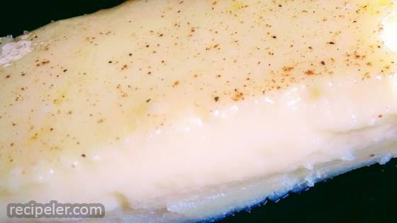 Mississippi Egg Custard Pie