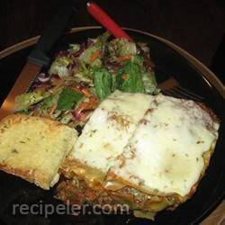 Missy's Lasagna