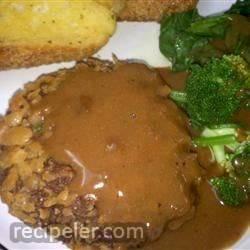 Mock Chicken Fried Steak