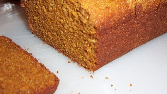 Molasses Mistake Cornbread