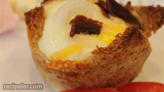 Mom's Baked Egg Muffins