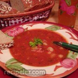 Mom's Best Ham and Bean Soup