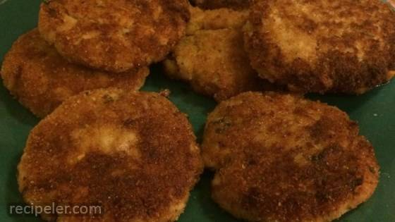 Mom's Fish Cakes