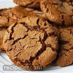 mom's ginger snaps