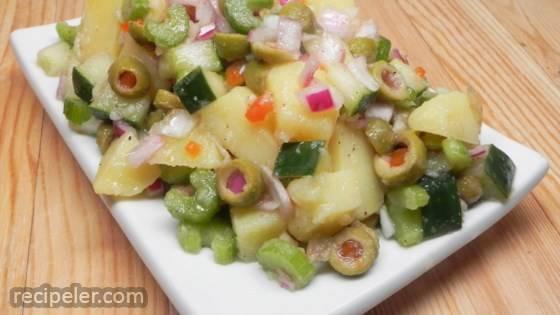 Mom's talian Potato Salad