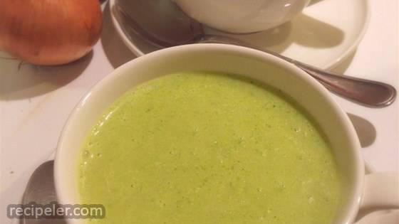 Mom's Zucchini Soup