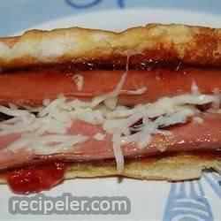 monte cristo hotdog