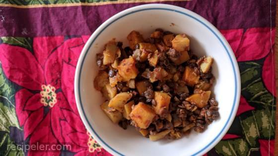 Moroccan Vegan Tagine