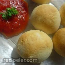 mozzarella puffs
