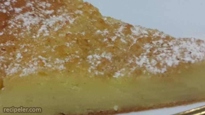 mpossible buttermilk pie