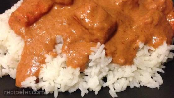 Murgh Makhani (ndian Butter Chicken)