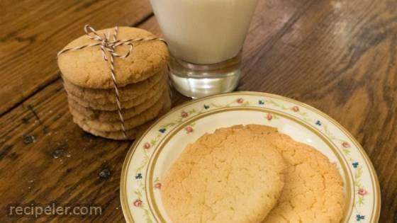 Muz's Drop Sugar Cookies