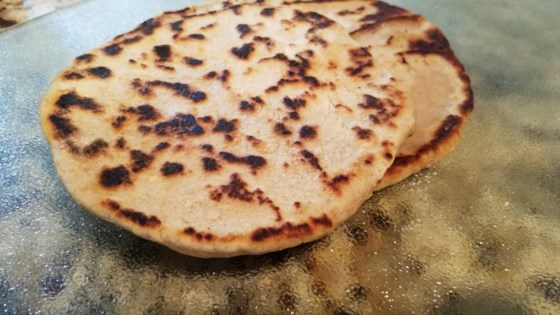 naan-like easy flatbread