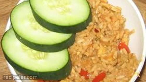 Nasi Goreng (ndonesian Fried Rice)