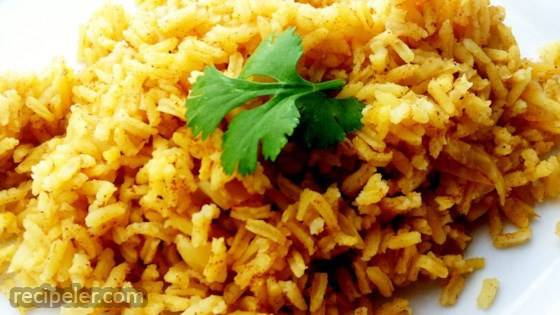 ndian Rice Pilaf