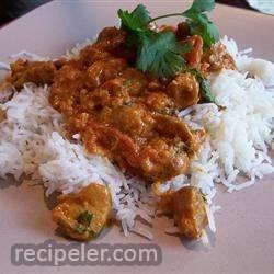 ndian-Style Butter Chicken (Murgh Makhani)