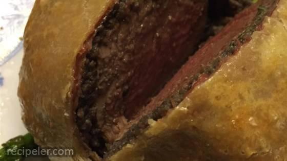 ndividual Beef Wellingtons