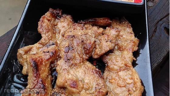 ndonesian Pork Satay