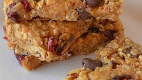 no bake granola bars