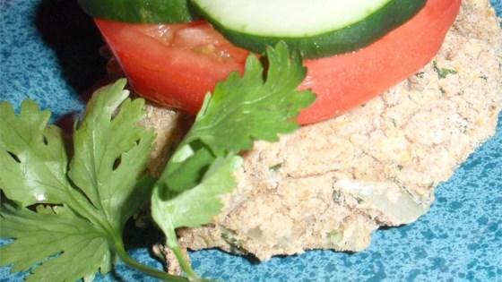 no-fuss falafel