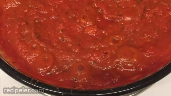 No Tomato Pasta Sauce