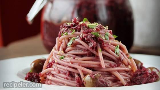 Nomato Sauce (Tomato-Free Marinara Sauce)