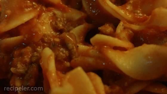 Noodles Napoli