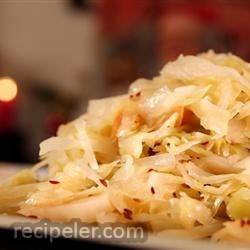 norwegian christmas cabbage