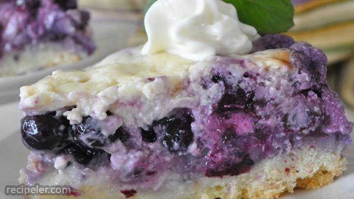 nova scotia blueberry cream cake