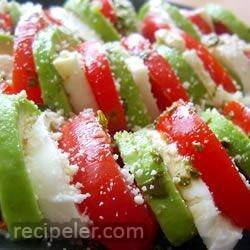 nsalata tricolore