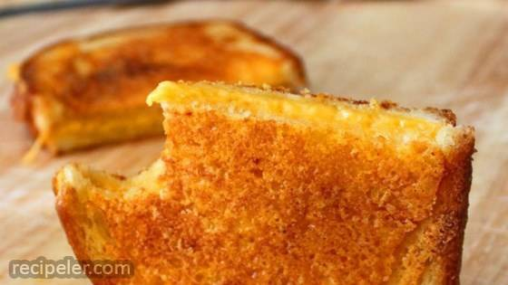Nside-out Grilled Cheese Sandwich