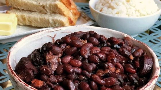 nstant pot® baked black beans