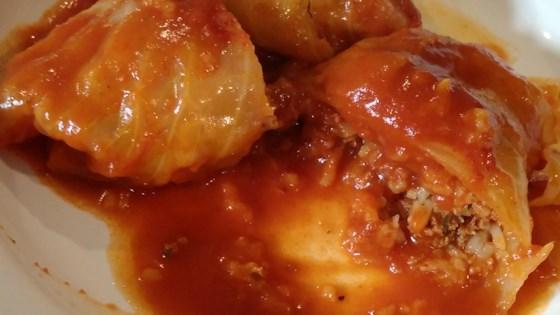 Nstant Pot® Basic Cabbage Rolls