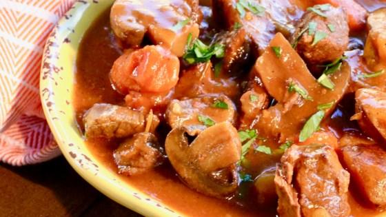 Nstant Pot® Best Beef Stew