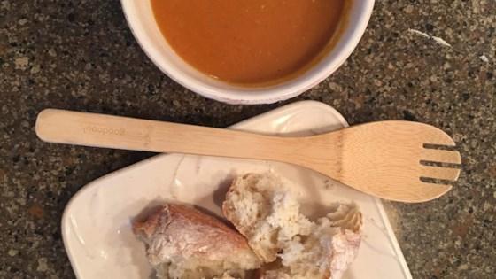 Nstant Pot® Butternut Squash And Pumpkin Spice Soup