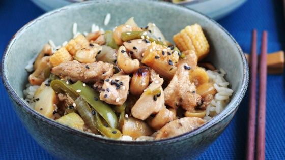 nstant pot® cashew chicken