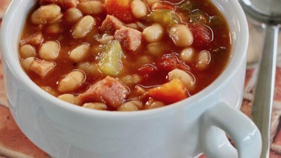 nstant pot® double bean and ham soup