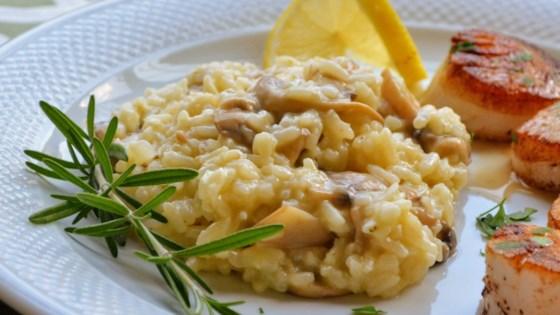 nstant pot® mushroom risotto