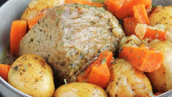 nstant pot® pot roast with potatoes and carrots