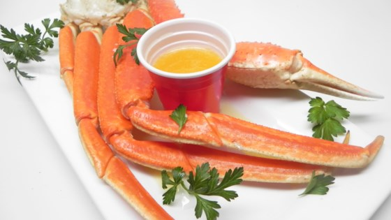 nstant pot® simple steamed crab legs