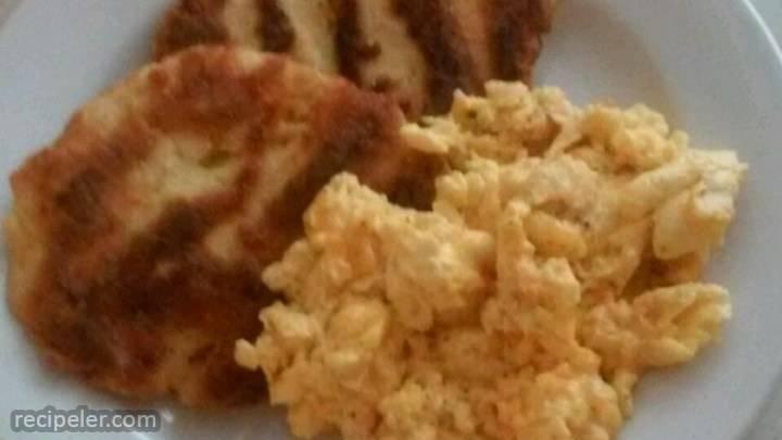 nstant potato pancakes