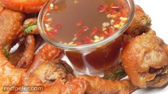 Nuoc Cham (Vietnamese Sauce)