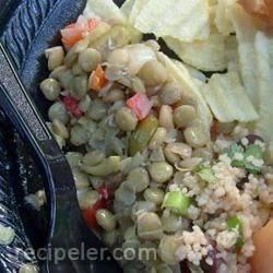 Nutritious Lentil Salad