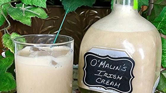 o'malin's rish cream