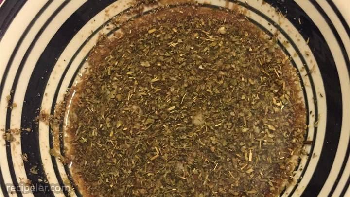 Olive Oil Dip For Talian Bread